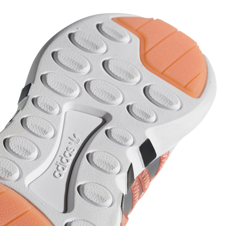 Adv Adidas Racing Für Weißschwarzorange Damen Eqt Schuh