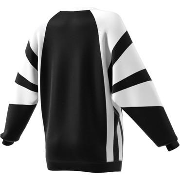 Adidas EQT Sweatshirt für Damen in schwarz/weiss