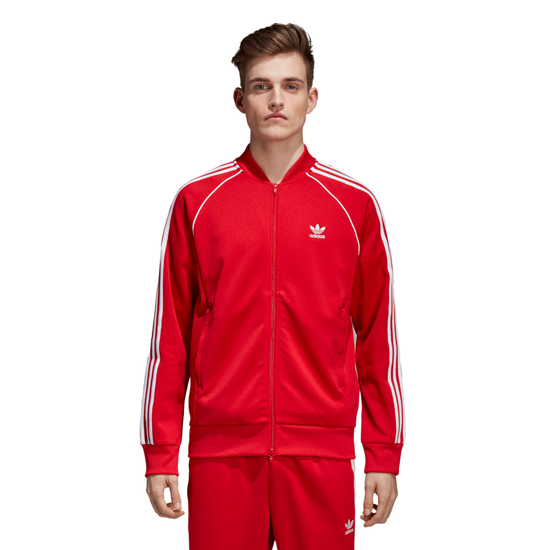 Für Originals Jacke Rot Herren Sst In Adidas b6Ygf7y
