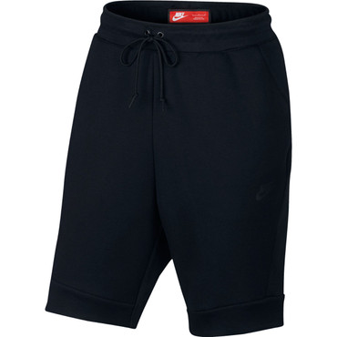 Nike Tech Fleece - Trainingshose / Shorts für Herren in schwarz