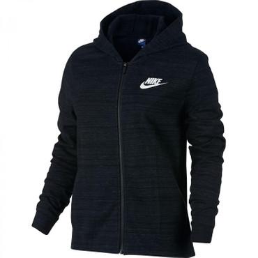 Nike Damen Sweatjacke Advance 15 Strickjacke für Damen in schwarz
