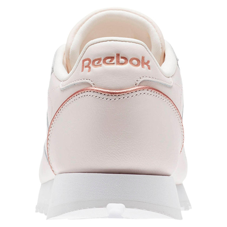 Reebok Classic Leather HW Vintage Sneakers für Damen in hellrosa