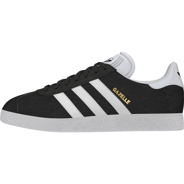 promo code df199 c8912 Adidas GAZELLE Vintage   Retro Sneaker in beige schwarz-weiss-gold