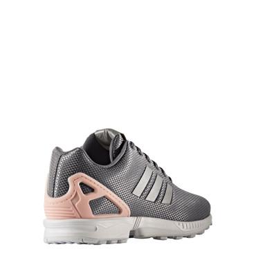Adidas ZX Flux Retro & Vintage Sneakers für Damen in granit-pink