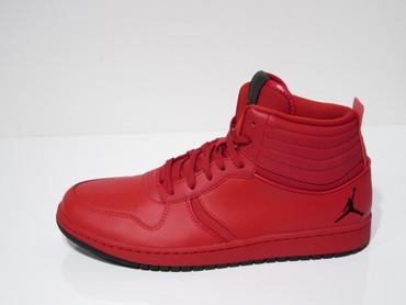 Nike Jordan Heritage Hi-Sneakers für Herren in rot