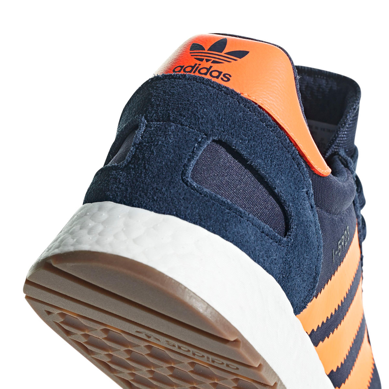 Adidas I 5923 Retro Style Sneakers für Herren in blau orange