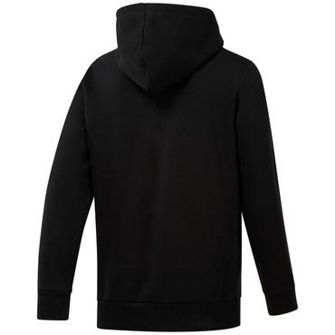 Reebok Classics Big Logo Hoodie für Herren in schwarz
