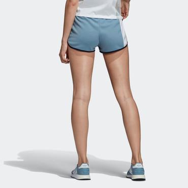 Adidas Active Icons Shorts für Damen in hellblau