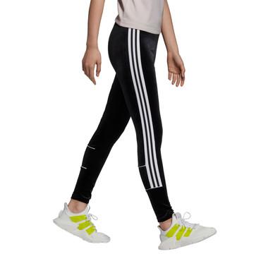 Adidas Leggings für Damen in schwarz 3 Streifen