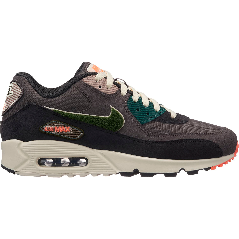 competitive price 4bc2e 783db Men's Nike Air Max 90 Premium SE Sneakers für Herren in grau ...