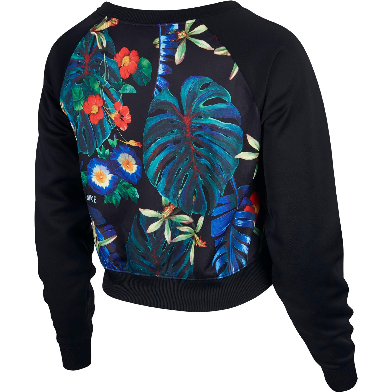 Nike Sportswear Women's Crewneck Sweater für Damen in schwarz