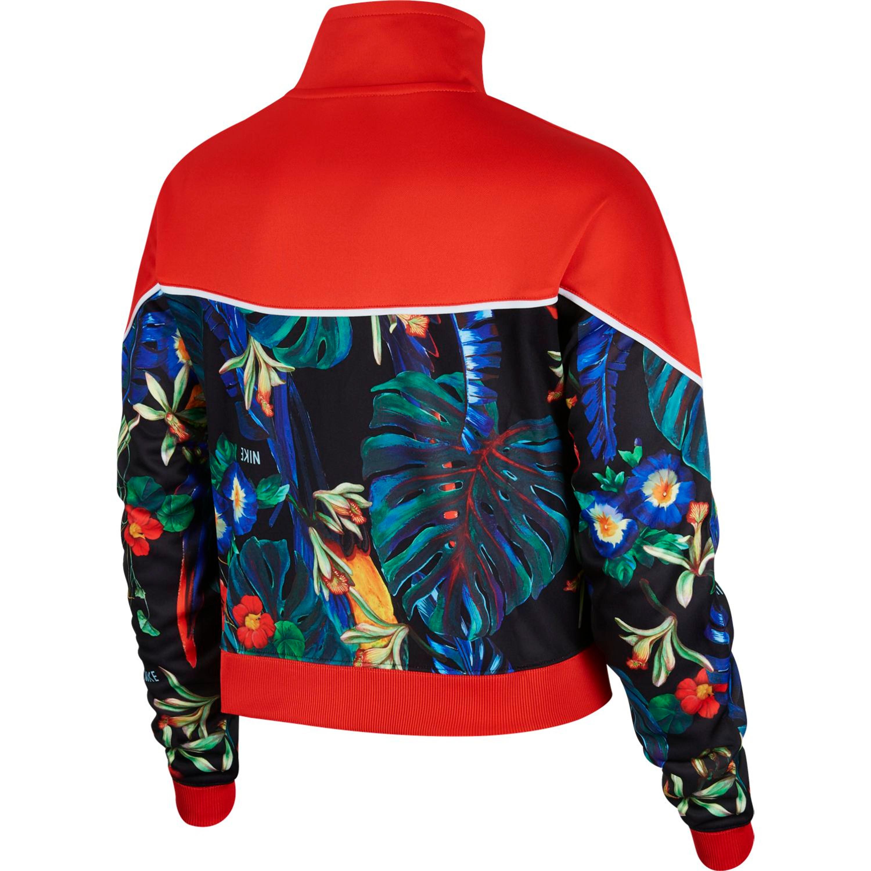 651d10fc3e1468 Nike Sportswear Women's Full-Zip Jacket für Damen in rot | Footworx ...