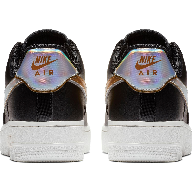 Nike Air Force 1 '07 Metallic Women's Sneakers für Damen in schwarz