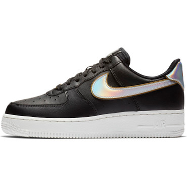 Nike Air Force 1 '07 Metallic Women's Sneakers für Damen in schwarz