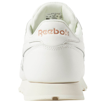 Reebok Classic Leather Retro & Vintage Sneakers für Damen in weiss