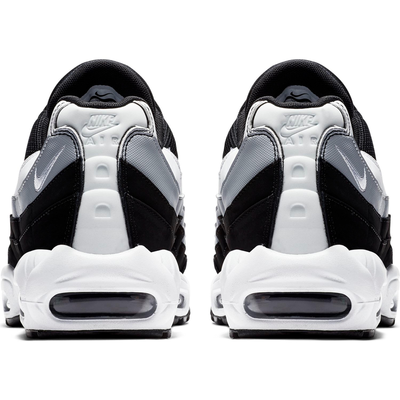 best cheap ffcff e5597 Nike Air Max 95 Essential Running-Sneakers für Herren in schwarz-weiss