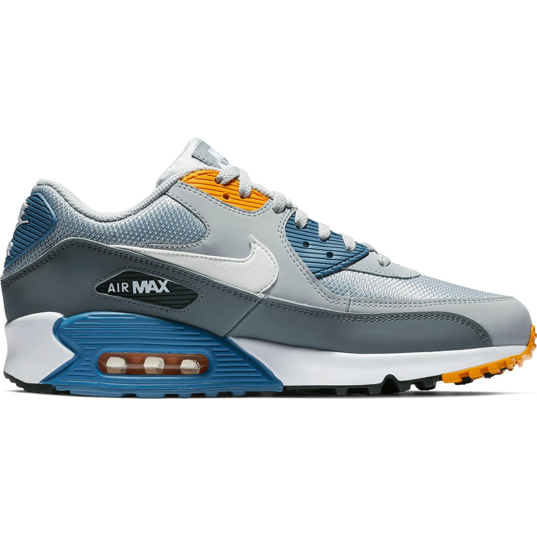 Men's Nike Air Max '90 Essential Shoe Running Sneakers für Herren in grau
