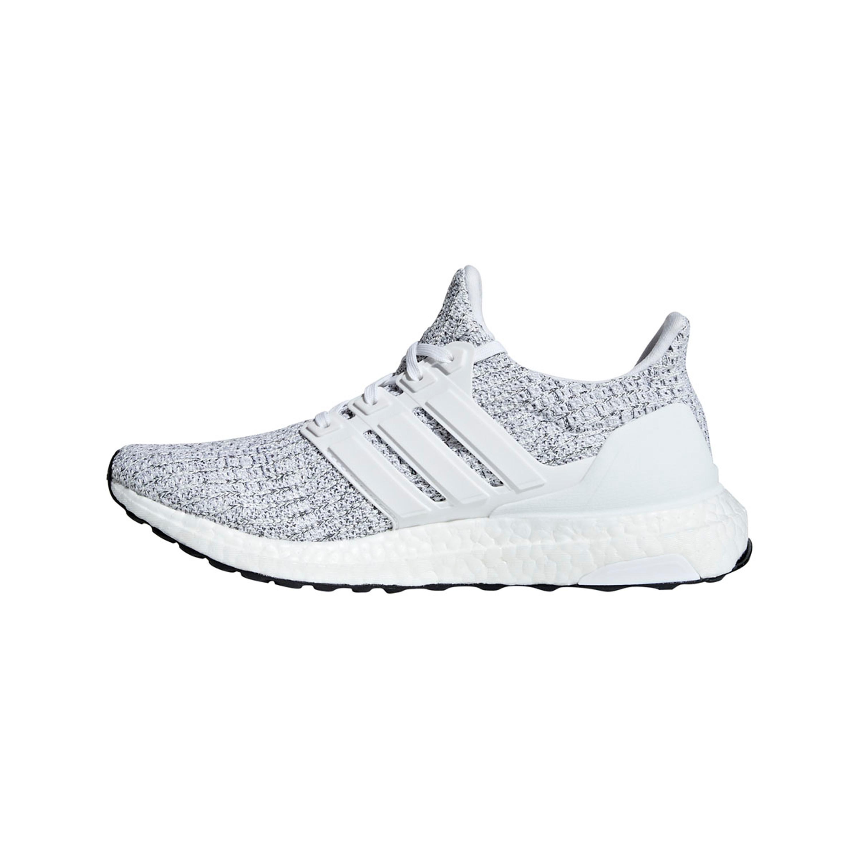Adidas UltraBOOST Primeknit Running Sneakers für Damen in grau-weiss
