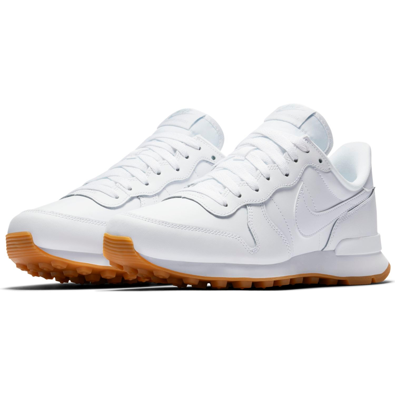 size 40 542b2 bee98 Nike Internationalist Women s Classic Sneakers für Damen in weiß