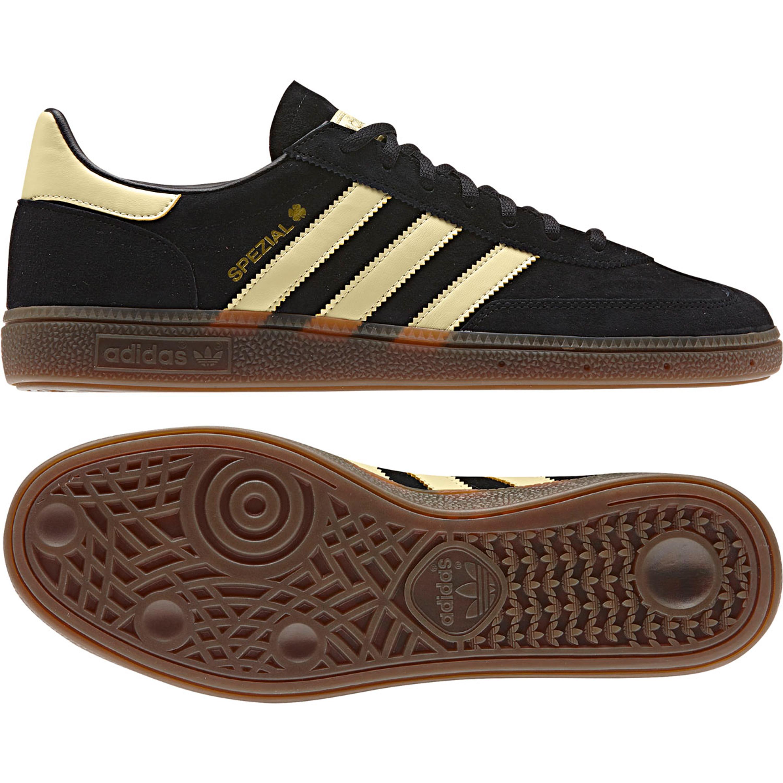 Adidas Handball Spezial Schuh Retro & Vintage Sneakers für Herren in  schwarz-gelb