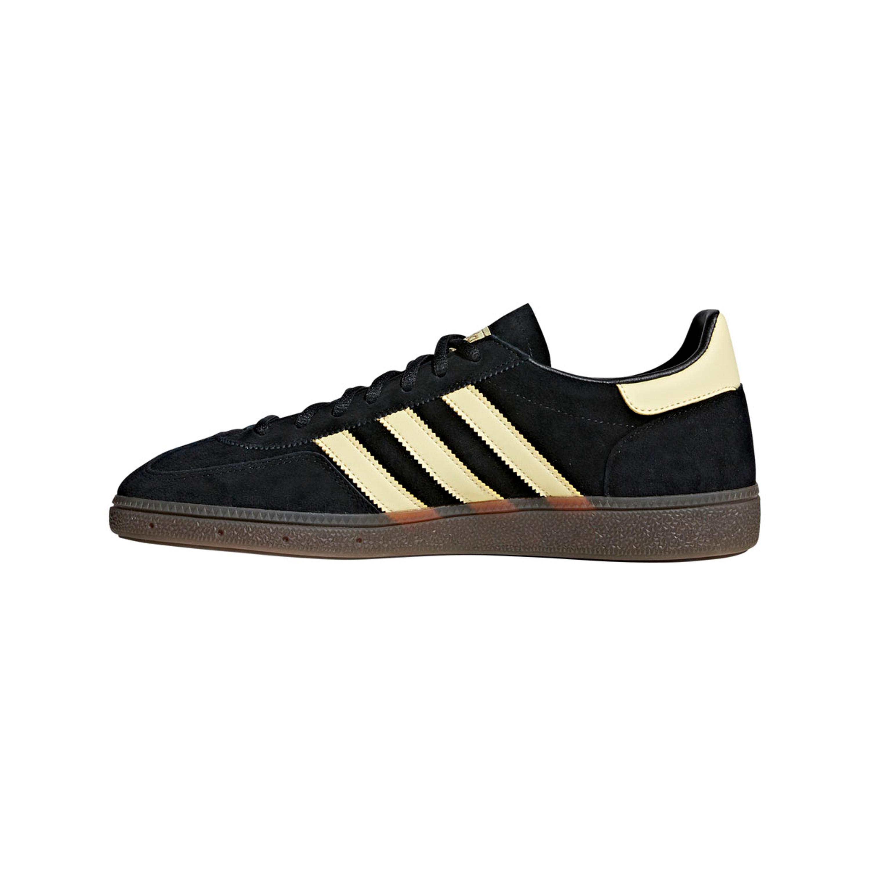 Adidas Handball Spezial Schuh Retro & Vintage Sneakers für Herren in schwarz gelb