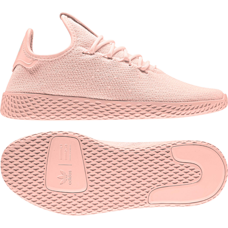 Pharrell Orange Williams Freizeit Hu In Für Schuh Sneakers Damen Tennis OPkXiuZ