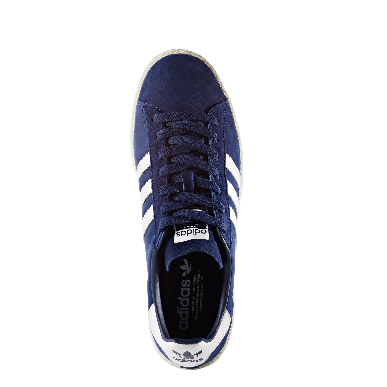adidas Originals Campus Sneaker Braun Weiss |Streetstyle