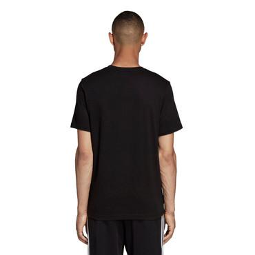 Adidas Essential T-Shirt für Herren in schwarz