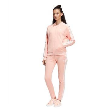 Adidas SST Originals Jacke Track Top für Damen in dust pink