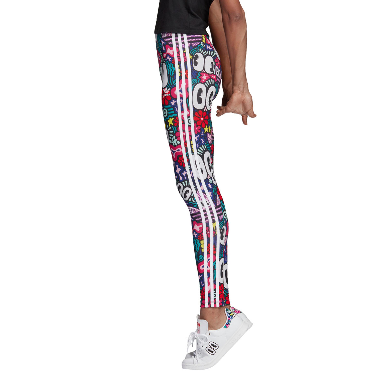 ever popular sleek buying now Adidas 3-Streifen Leggings für Damen Multicolor | Design by Hattie Stewart