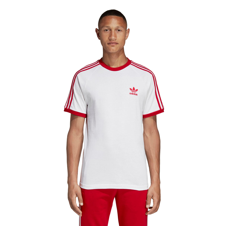 Adidas Adicolor 3 Stripes Tee Retro & Vintage T Shirt für