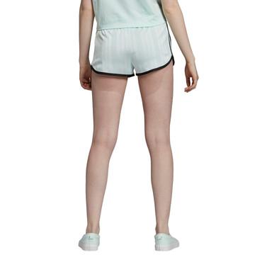 Adidas Shorts für Damen in mint-grün