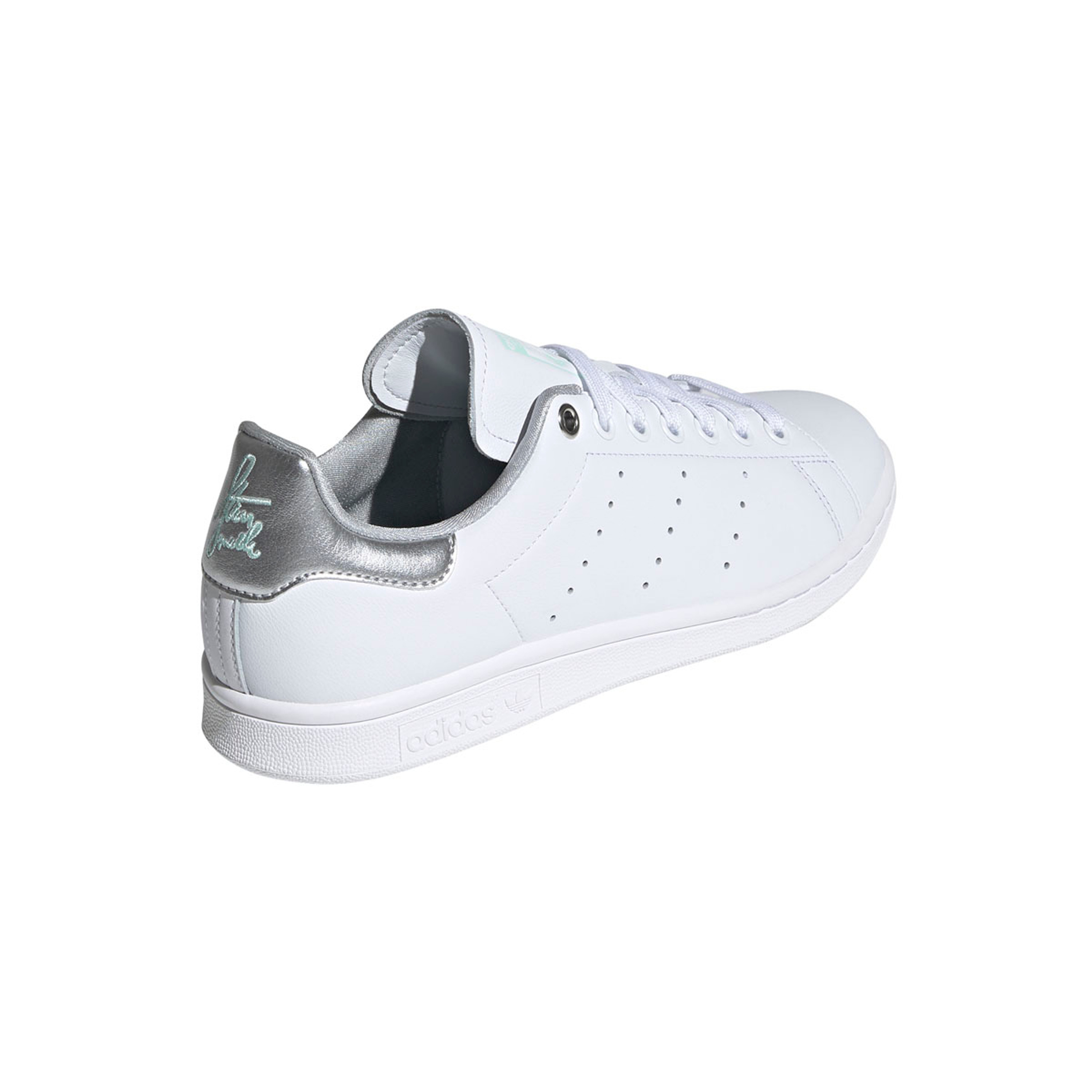 32811ae0191a64 Adidas Stan Smith Tennis Retro Sneakers für Damen in weiß
