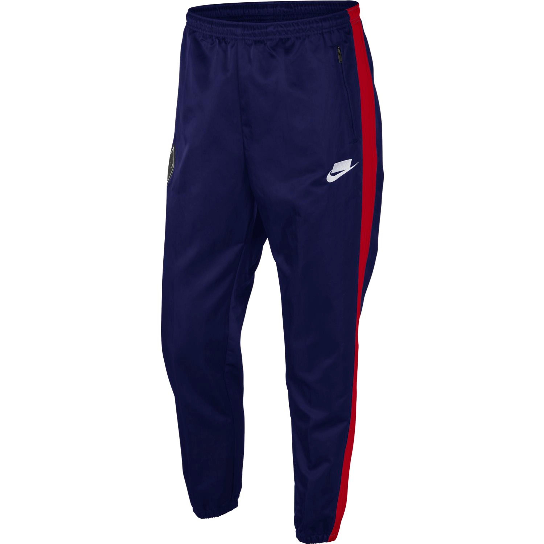 Nike Sportswear NSW Woven Pants Trainingshose für Herren in blau