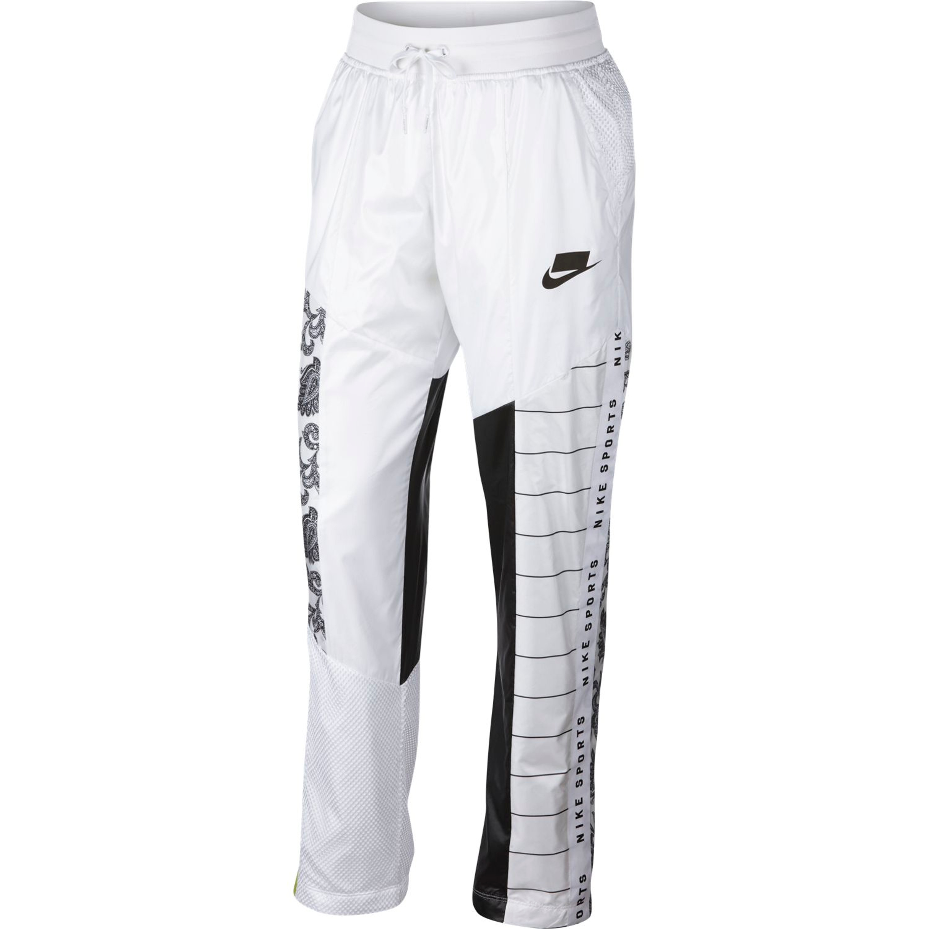 detailed pictures quality products new high quality Nike Sportswear NSW Woven Track Pants Jogginghose für Damen in weiß