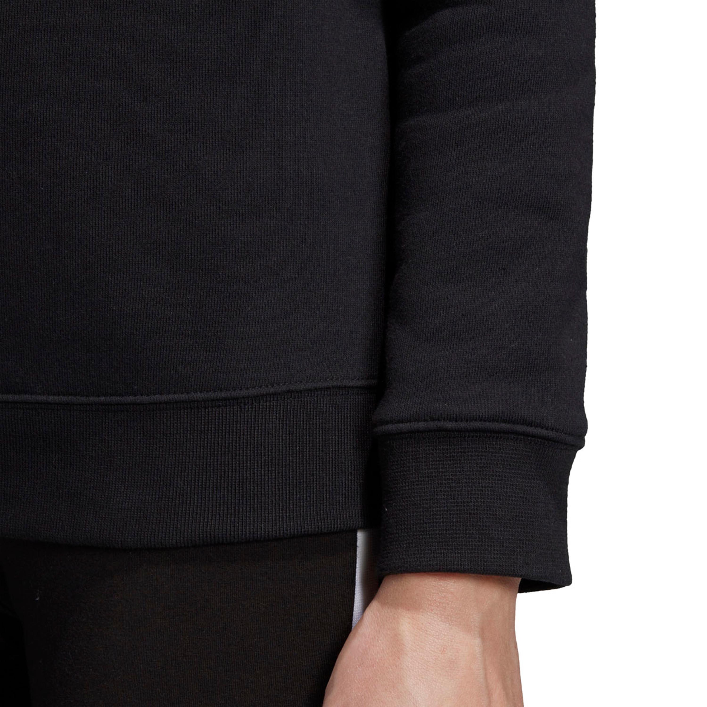 adidas Originals Damen Trefoil French Terry 34 Trainingshose Grau
