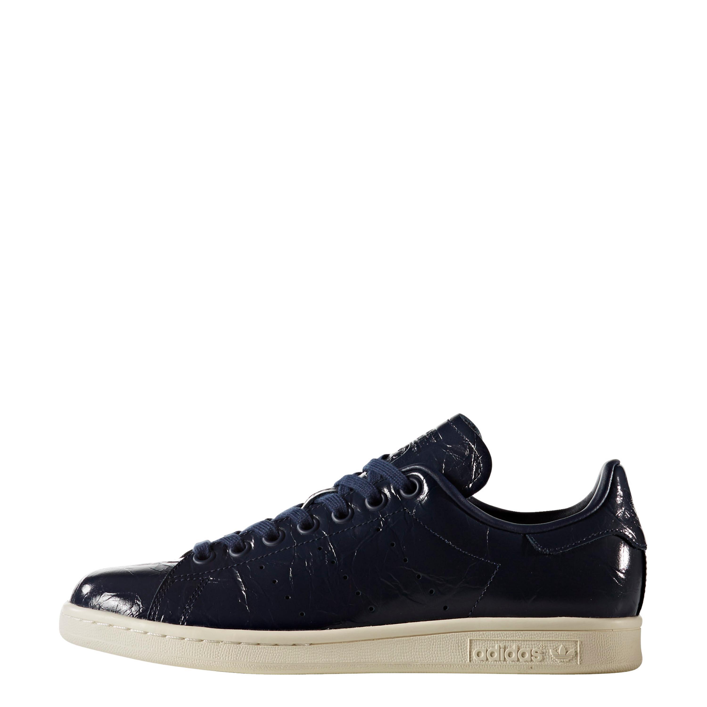 Adidas Stan Smith Retro & Vintage Damen Sneaker (dunkelblaulack)