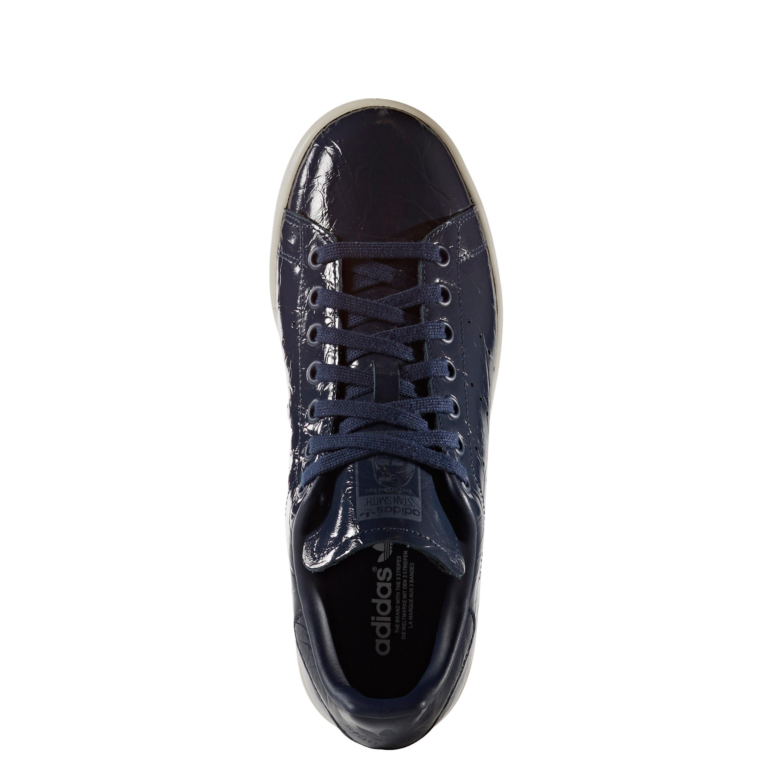 Adidas Stan Smith Retro & Vintage Damen Sneaker (dunkelblau/lack)