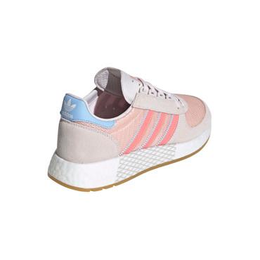 Adidas Marathon Tech Retro & Vintage Sneakers für Damen in pink