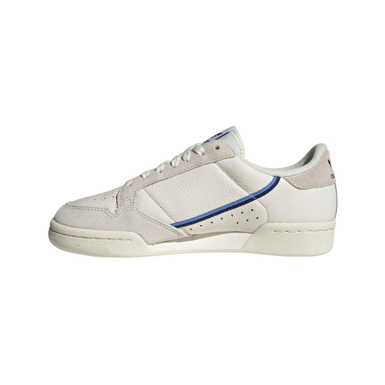 Adidas Damen Sneakers Vintage Continental Retroamp; In Grau Für 80 qUGSzMVLp