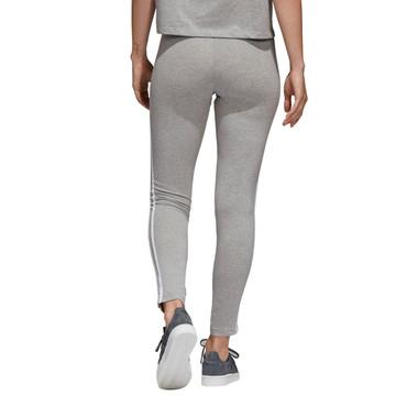 Adidas 3-Streifen Leggings für Damen in grau