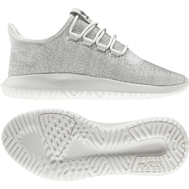 Adidas Tubular Shadow Freizeit Sneakers ür Damen | silber grau