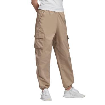 Adidas Cargohose für Damen in kahki