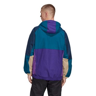 Adidas Kapuzenjacke Hooded Jacket für Herren multicolor