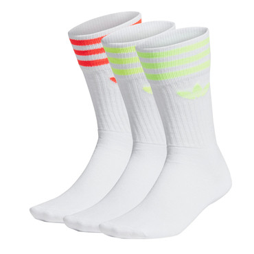 Adidas Originals Crew Socken, 3 Paar Unisex in weiß
