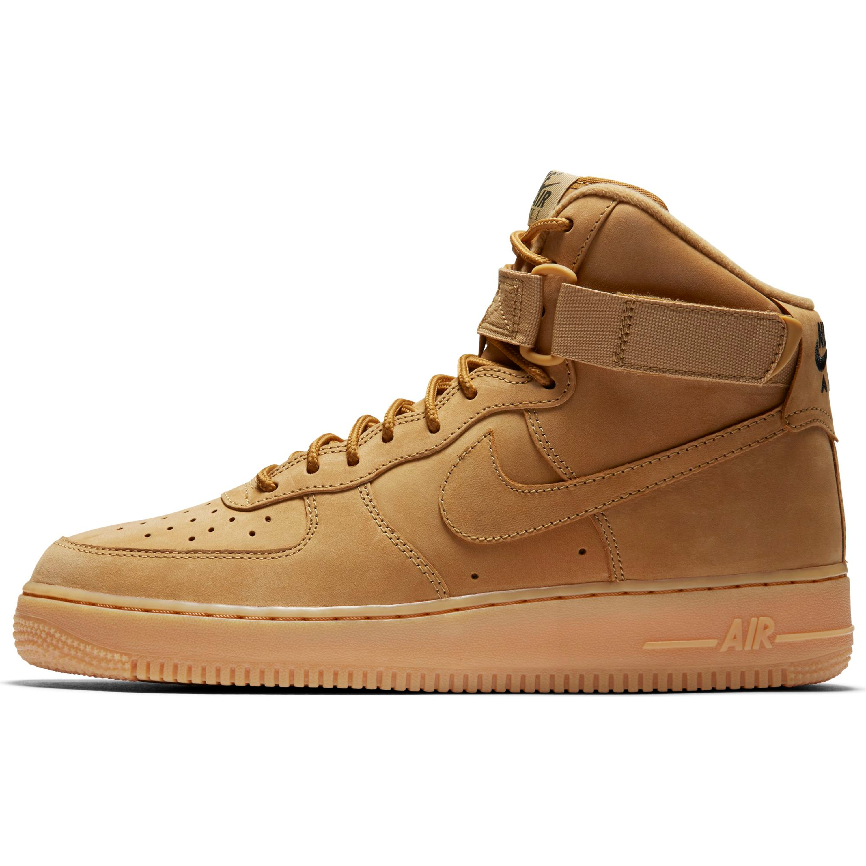 separation shoes 0e617 e8d94 ... usa mens nike air force 1 high 07 sneakers für herren in braun 200 flax  63268