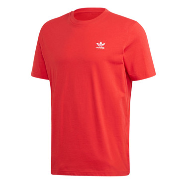 Adidas Originals Essentials Tee T-Shirt für Herren in rot