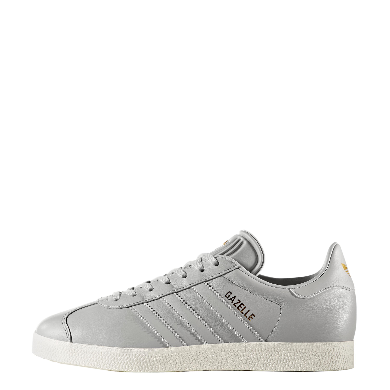 Adidas Gazelle Retro & Vintage Freizeit-Sneakers für Damen | grau