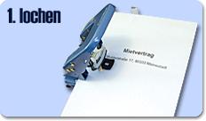 PunchNBind® Ösmaschine (bis 30 Blatt) von Constantin Hang – Bild 4