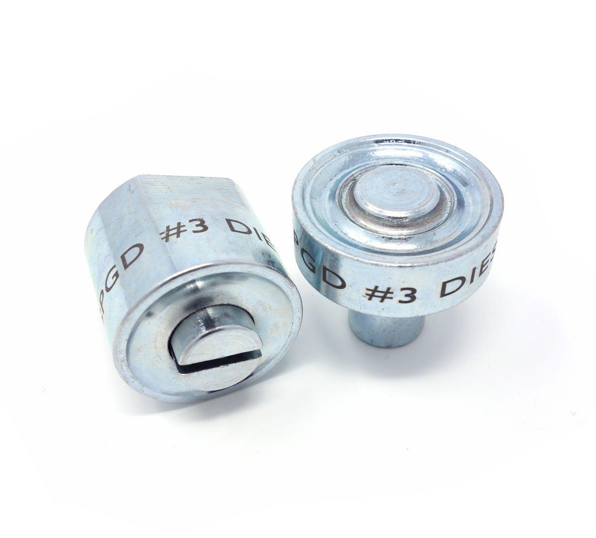Werkzeug für TEP-3 Ösenpresse zum Ösen – Bild 7